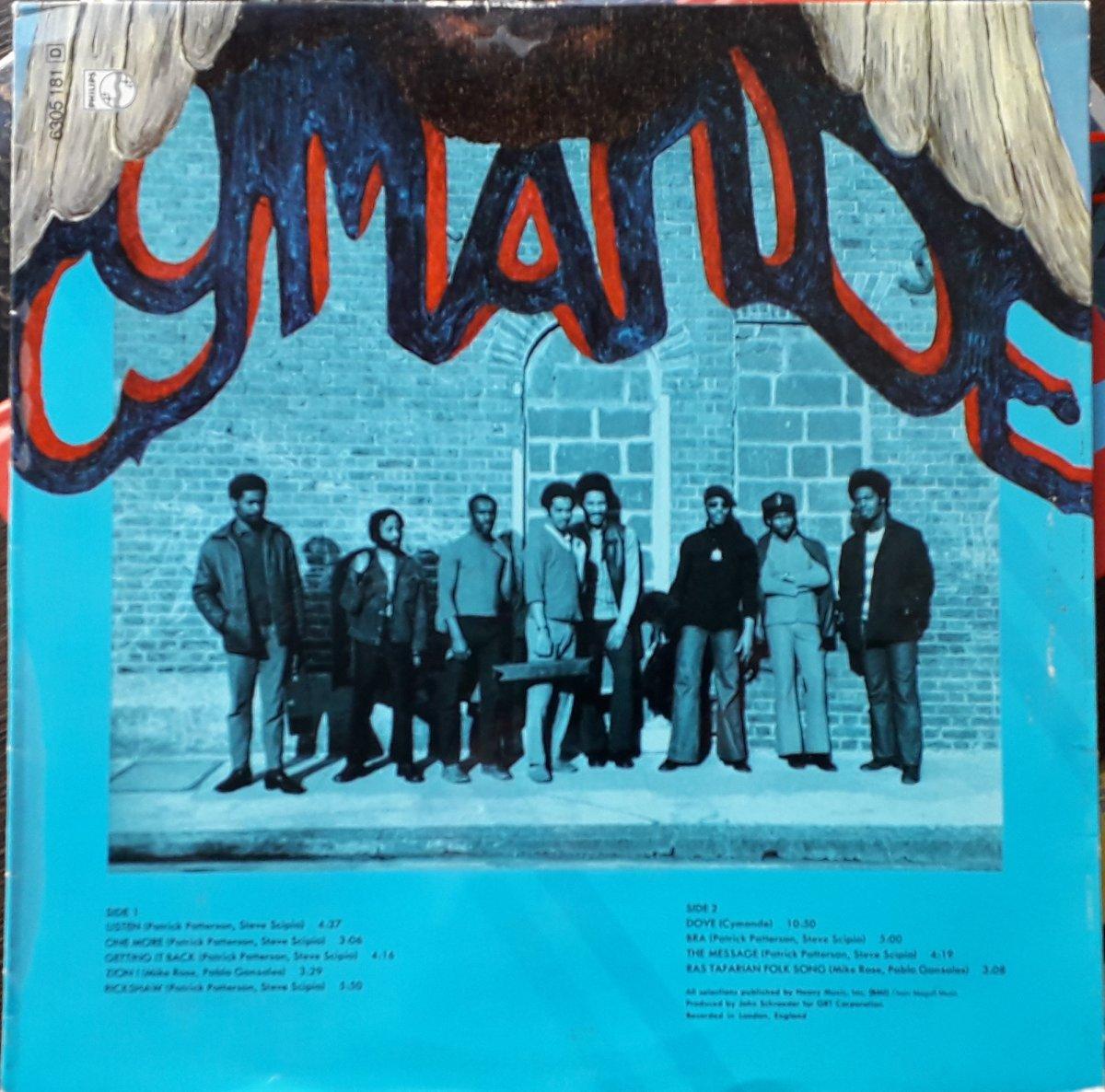 """Cymande """"Cymende"""""""