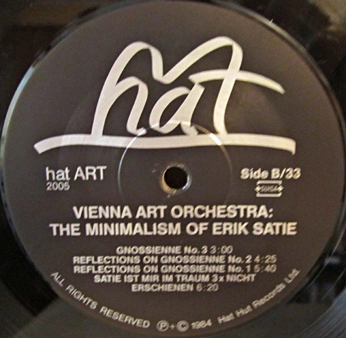 """Vienna Art Orchestra """"The Minimalism Of Erik Satie"""""""