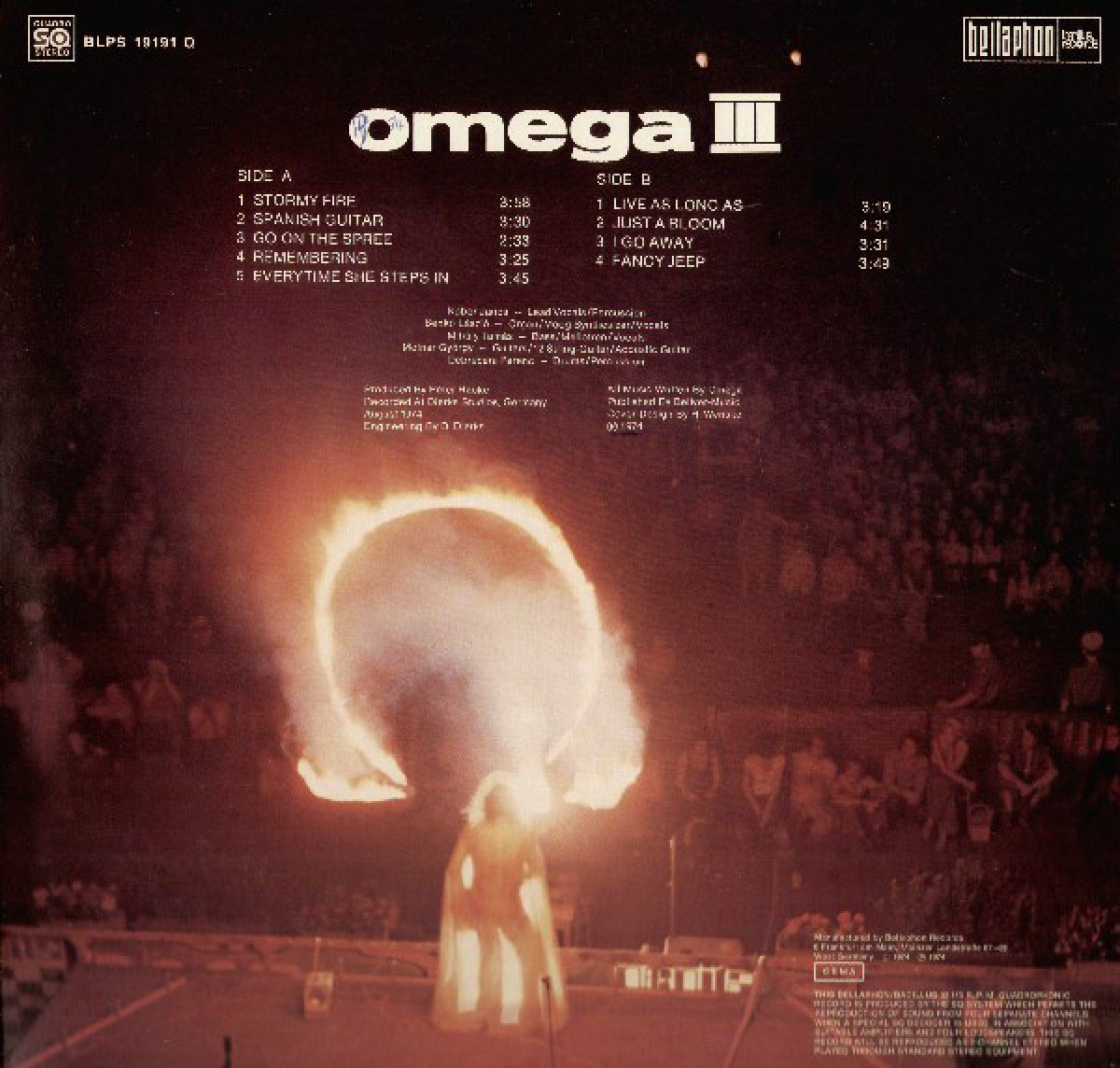 """Omega """"Omega III"""""""