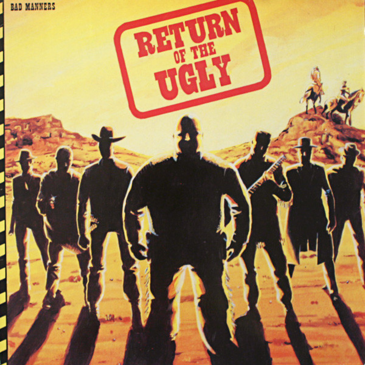 """Bad Manners """"Return Of The Ugly"""""""