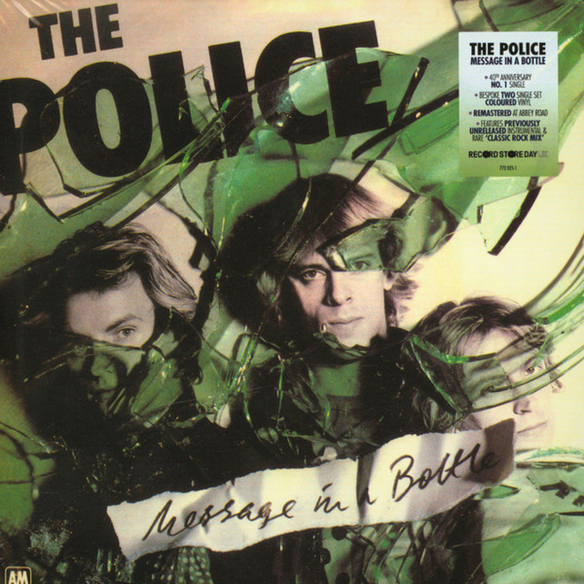 "The Police ""Message In The Botle"" 2X7"" RSD"
