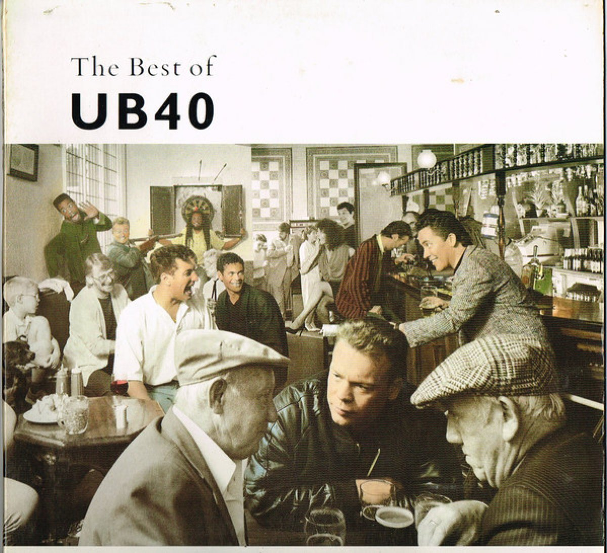 """UB 40 """"The Best Of. Volume One"""""""