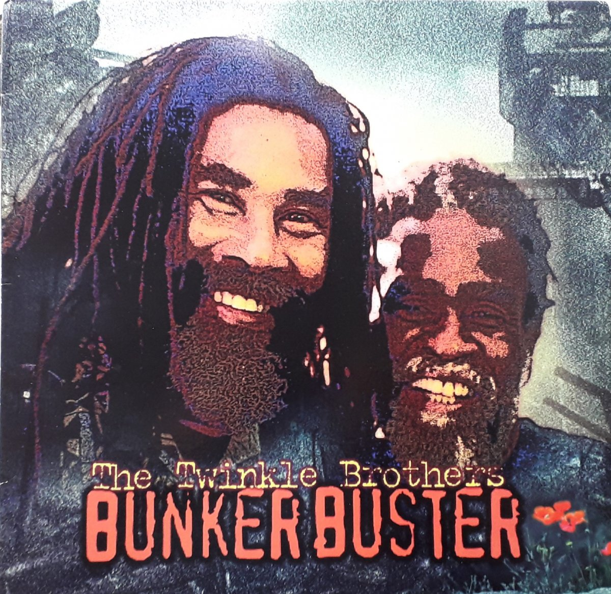 "Twinkle Brothers ""Bunker Buster"""