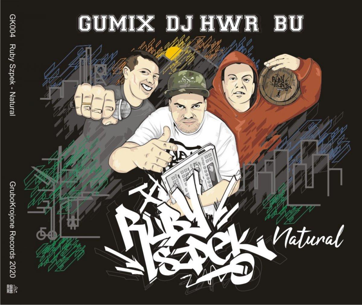 RUBY SZPEK (BU GUMIX DJ HWR) - NATURAL CD