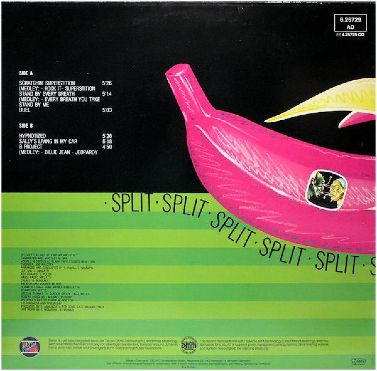 Pink Project – Split