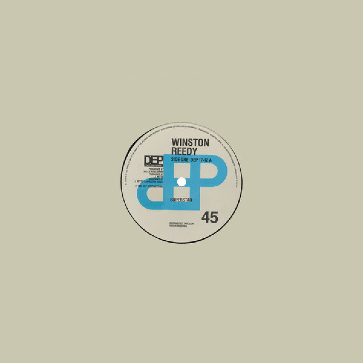 Winston Reedy – Superstar / Baby Love