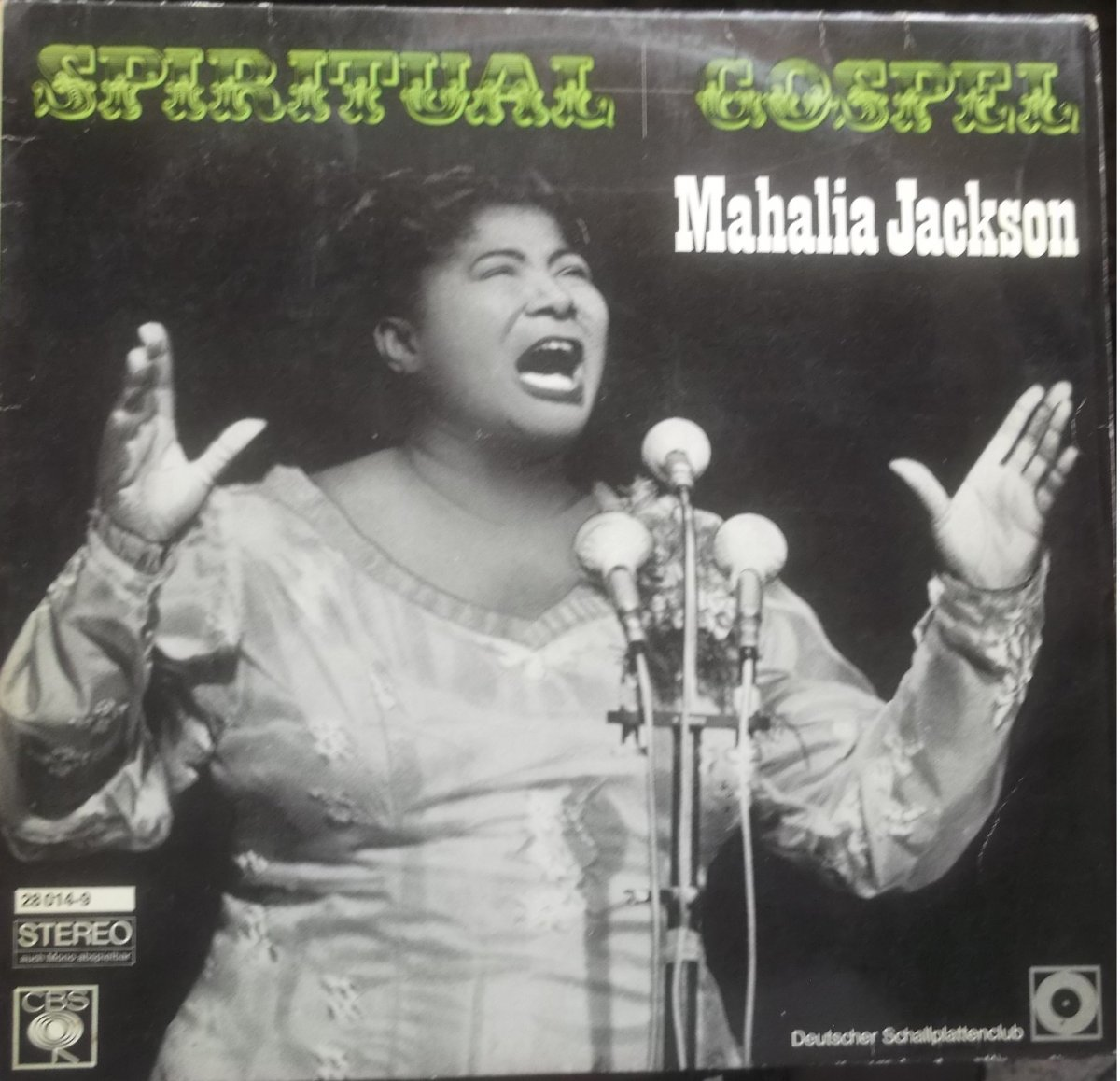 Mahalia Jackson – Spiritual Gospel