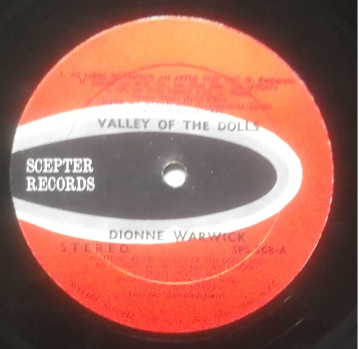 Dionne Warwick – Valley Of The Dolls