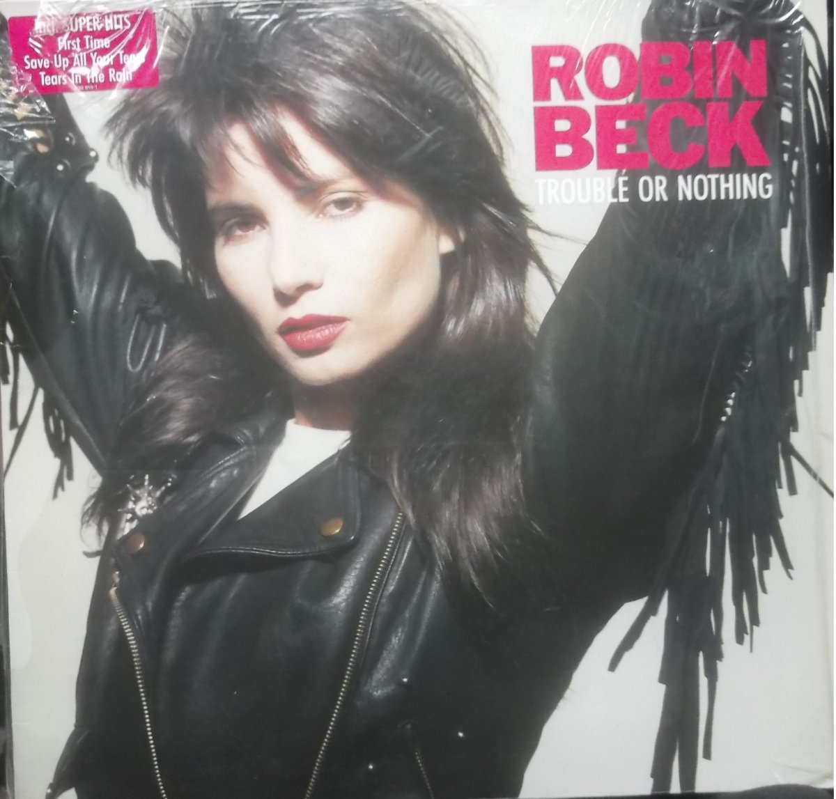 Robin Beck – Trouble Or Nothing