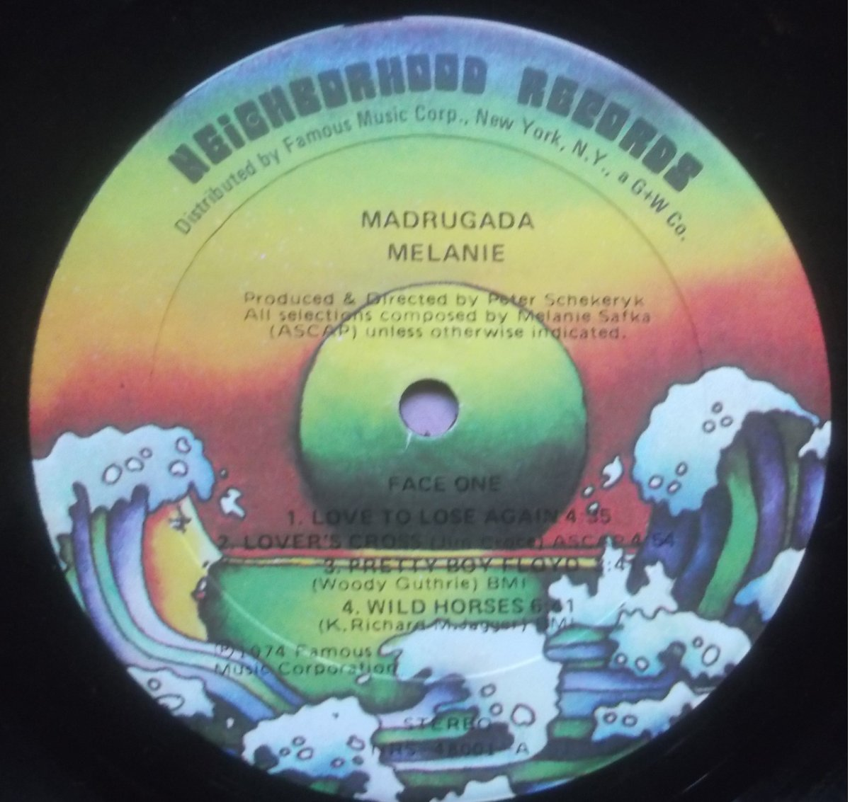 Melanie – Madrugada