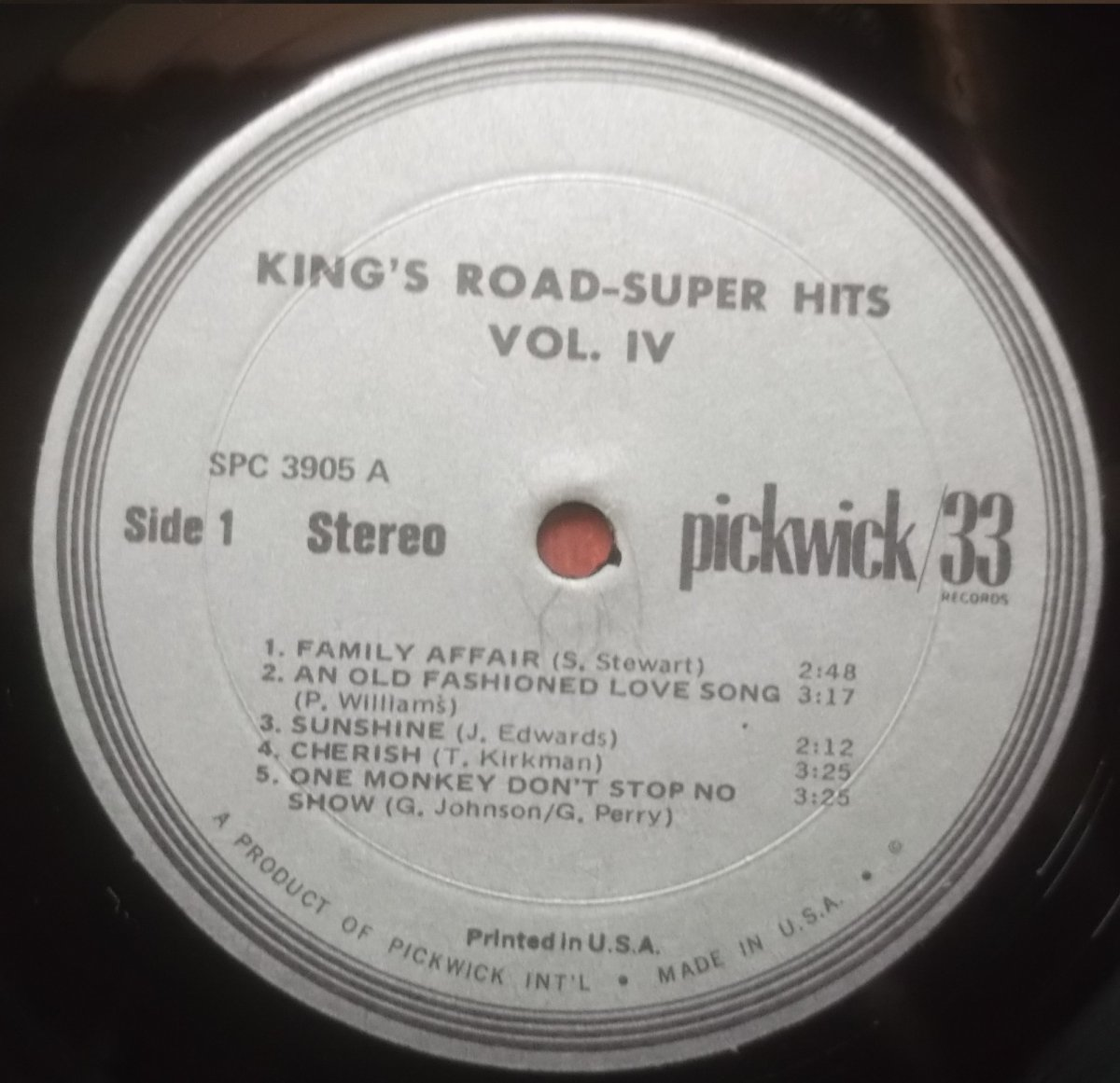 Kings Road – Super Hits Volume 4