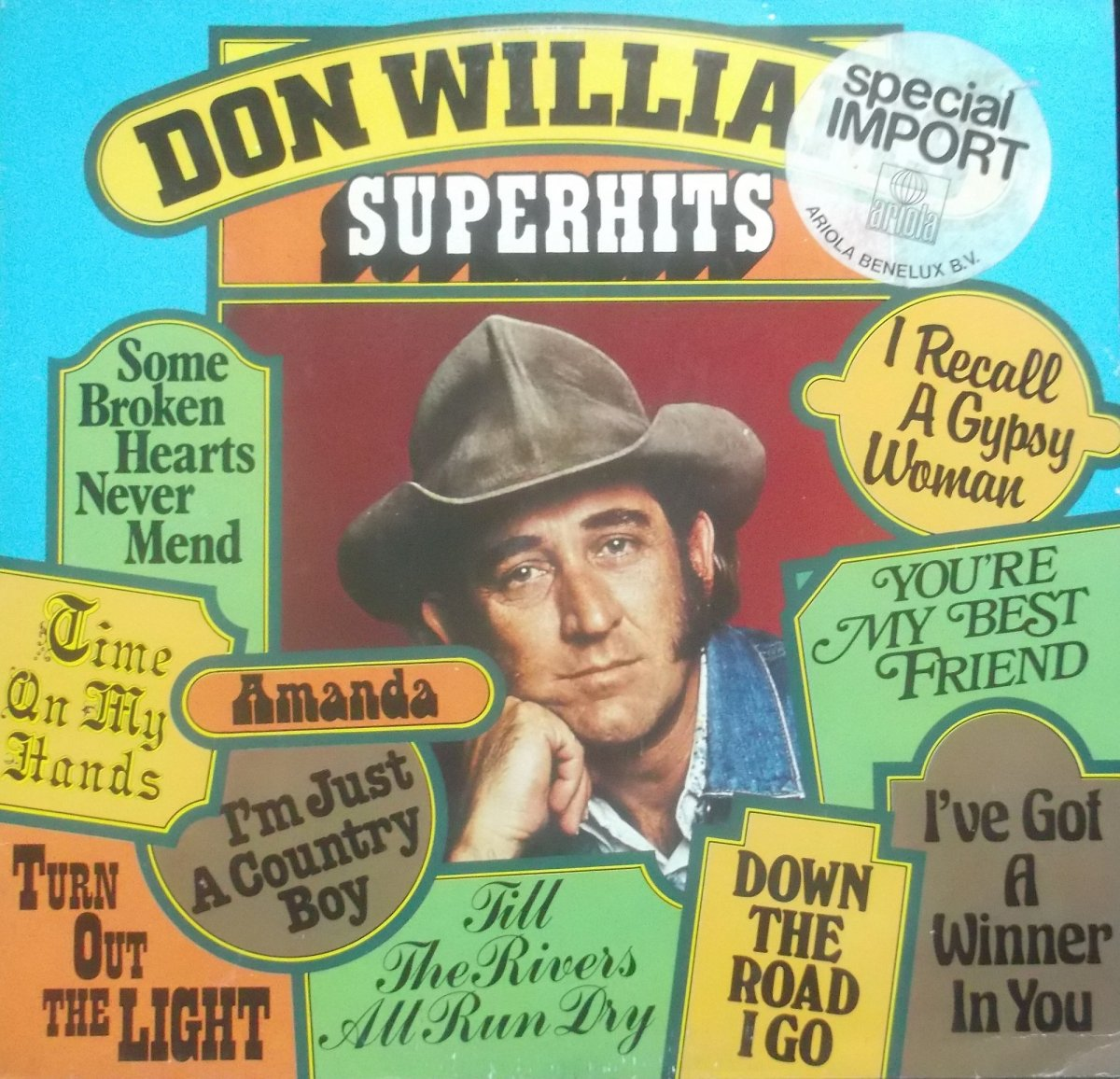 Don Williams – Superhits