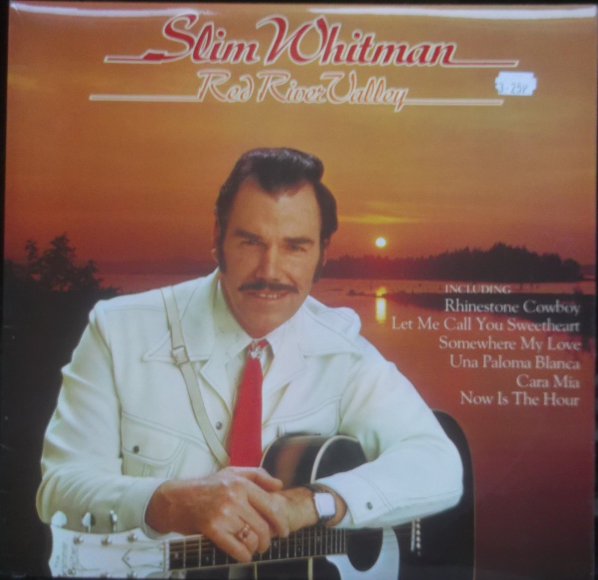 Slim Whitman – Red River Valley