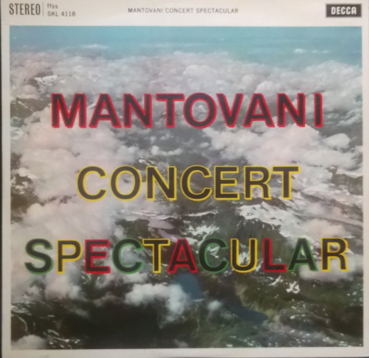 Mantovani – Concert Spectacular
