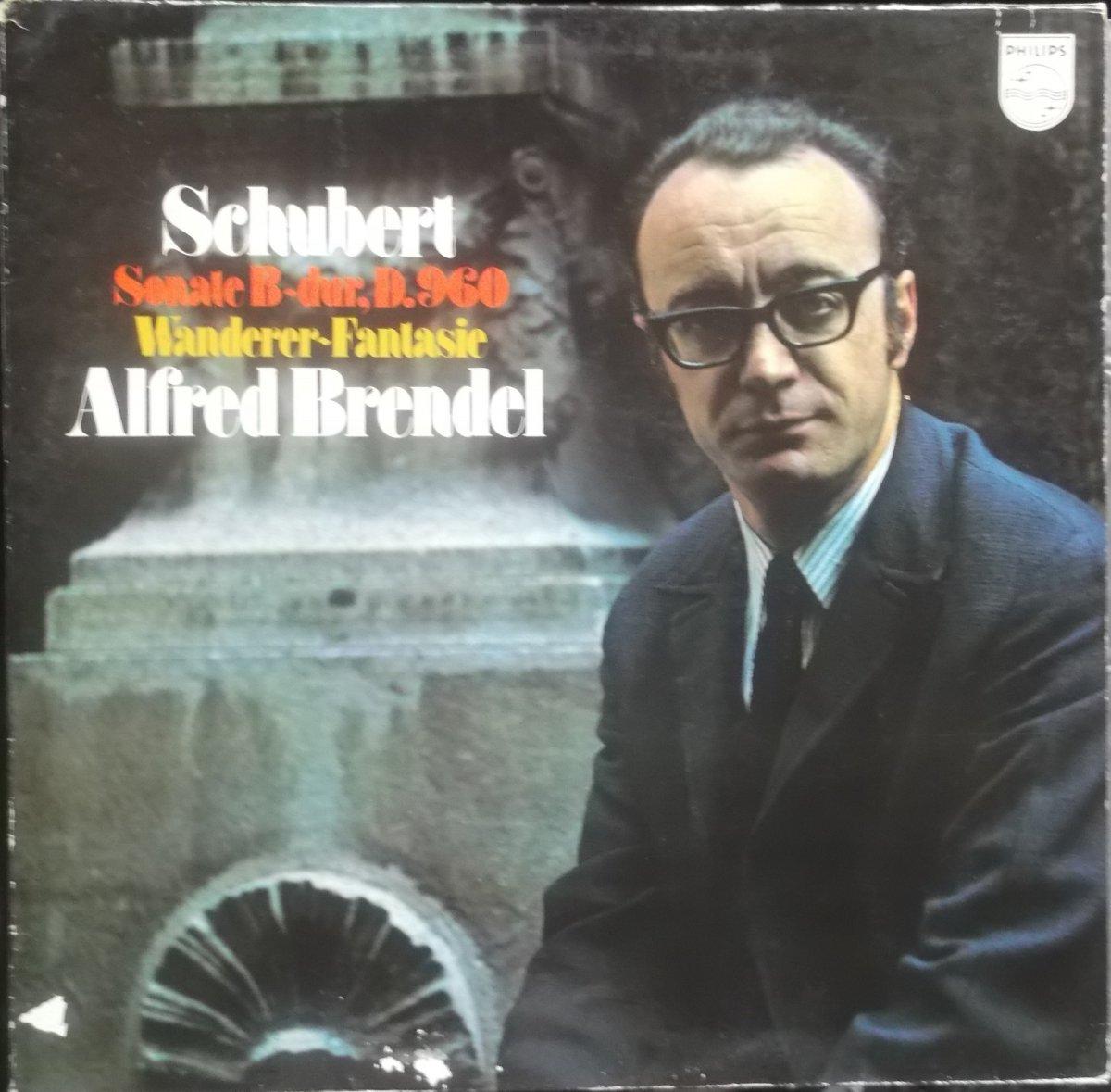 "Franz Schubert - Sonata In B Flat, D. 960 / ""Wanderer"" Fantasia"