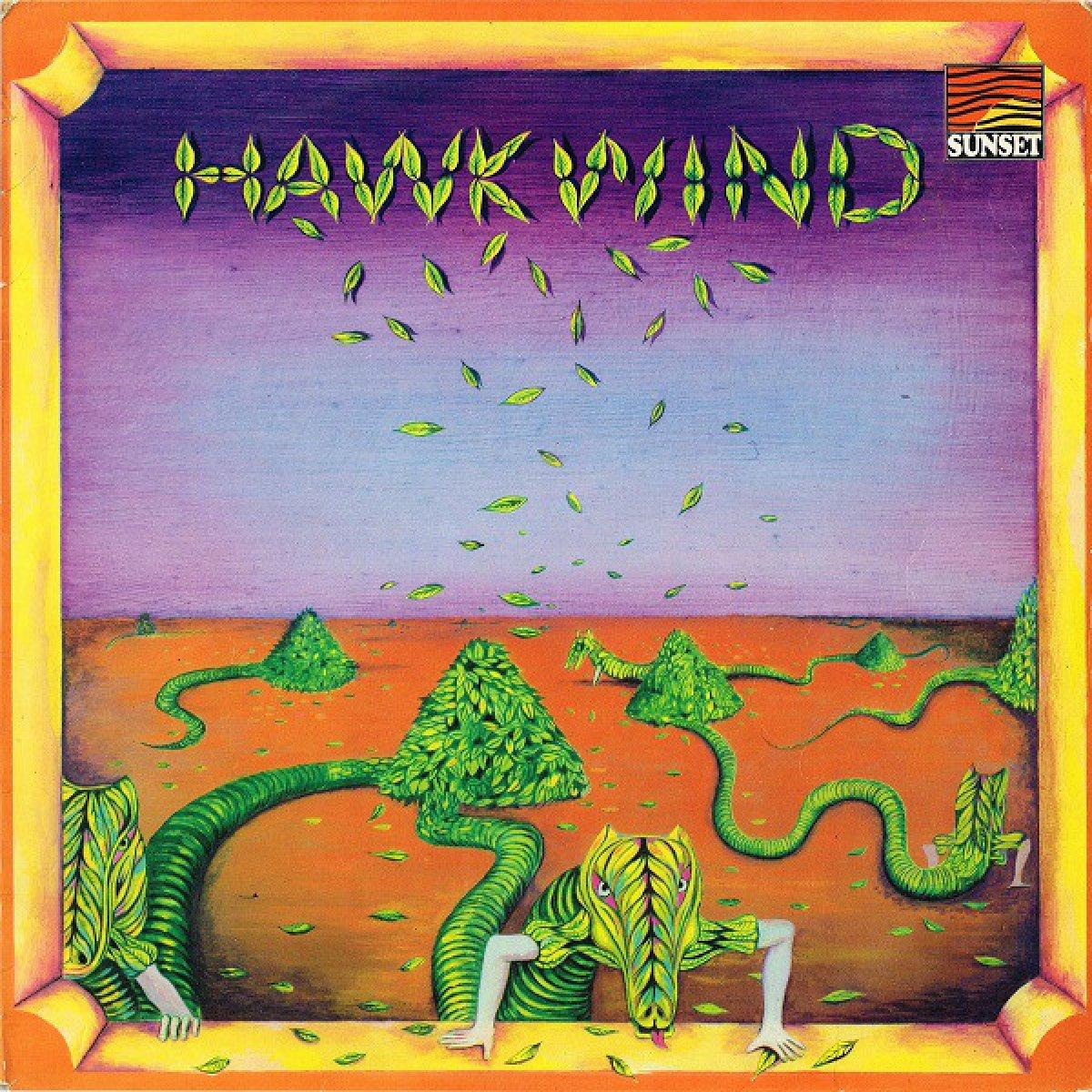"Hawkwind ""Hawkwind"""