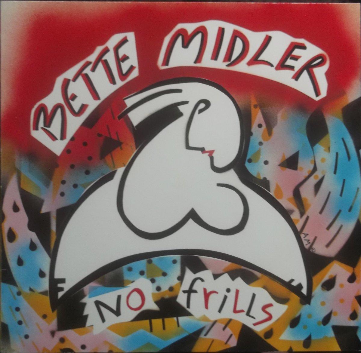 Bette Midler – No Frills