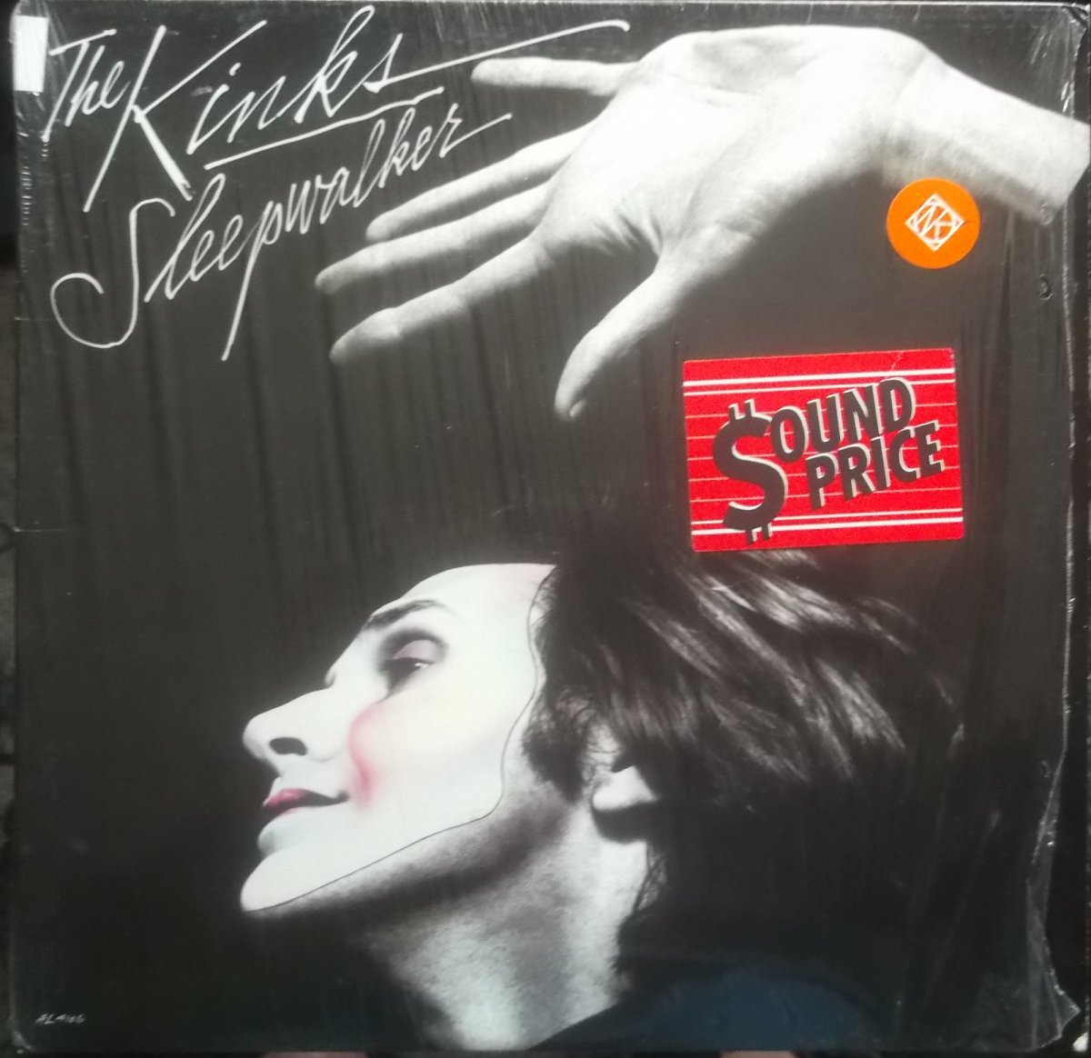 The Kinks – Sleepwalker