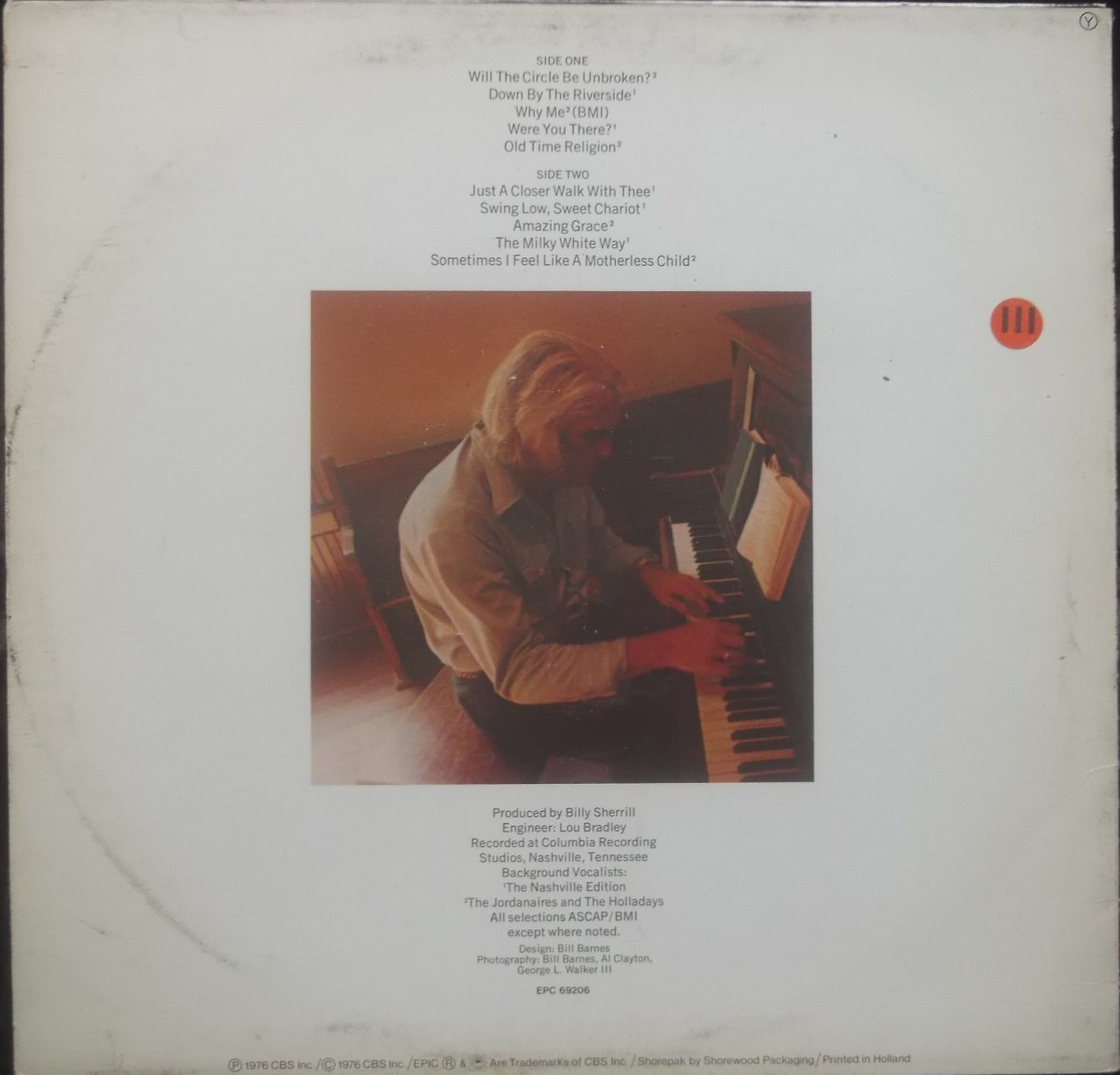 Charlie Rich – Silver Linings