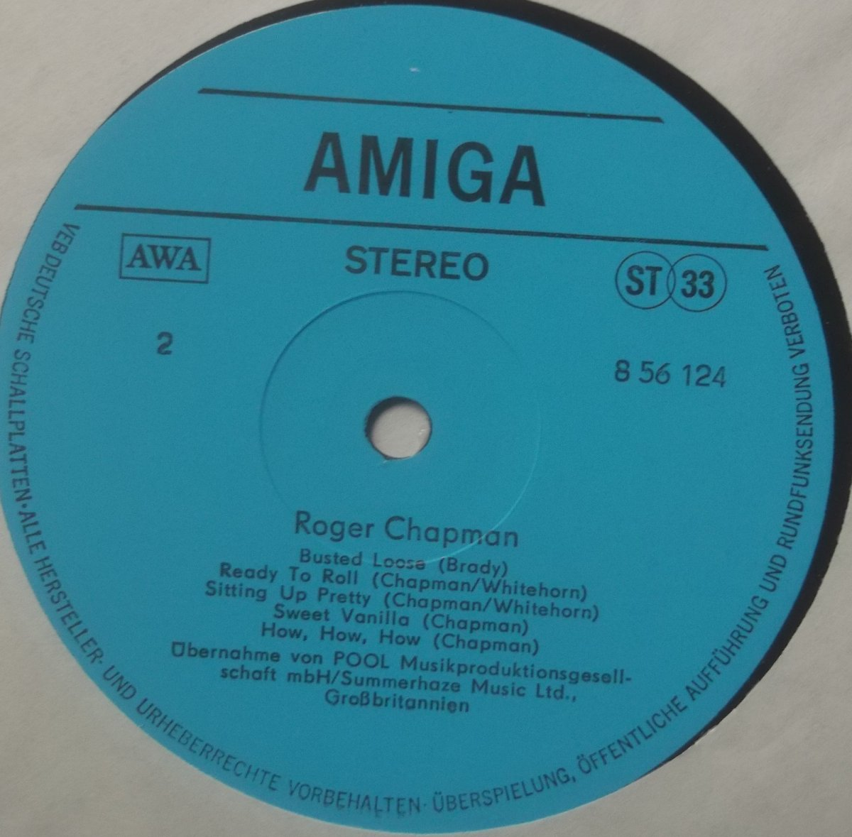 Roger Chapman – Roger Chapman