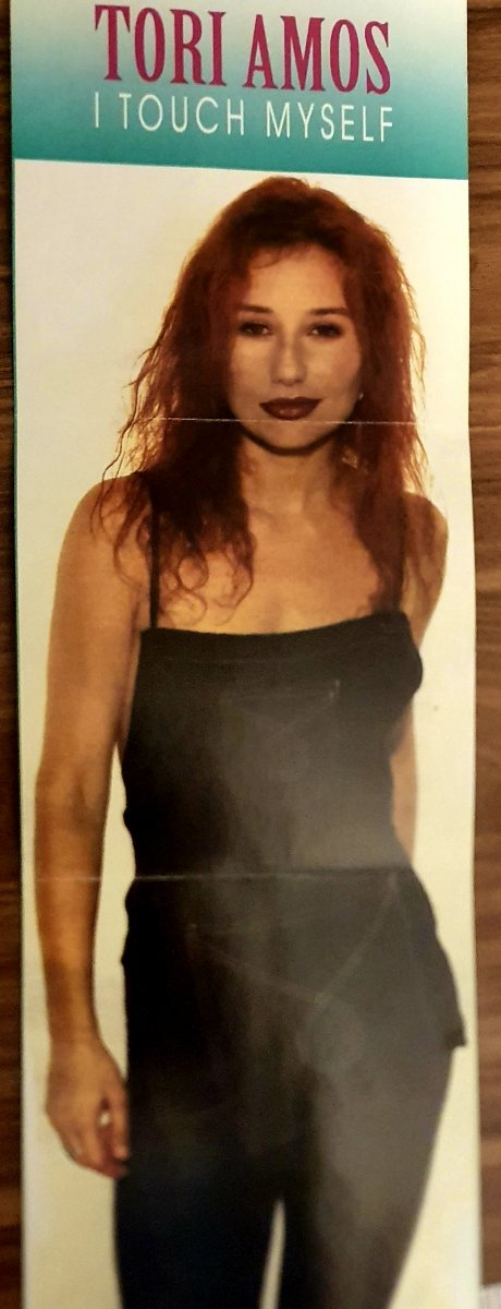 """Tori Amos """"I Touch Myself"""" Unofficial Relaase"""