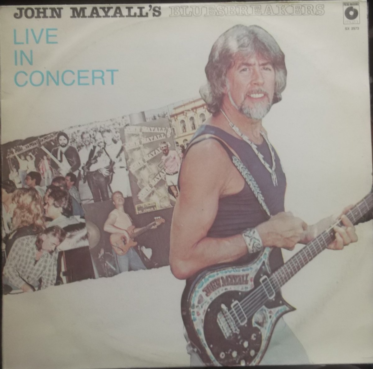 John Mayall's Bluesbreakers – Live In Concert