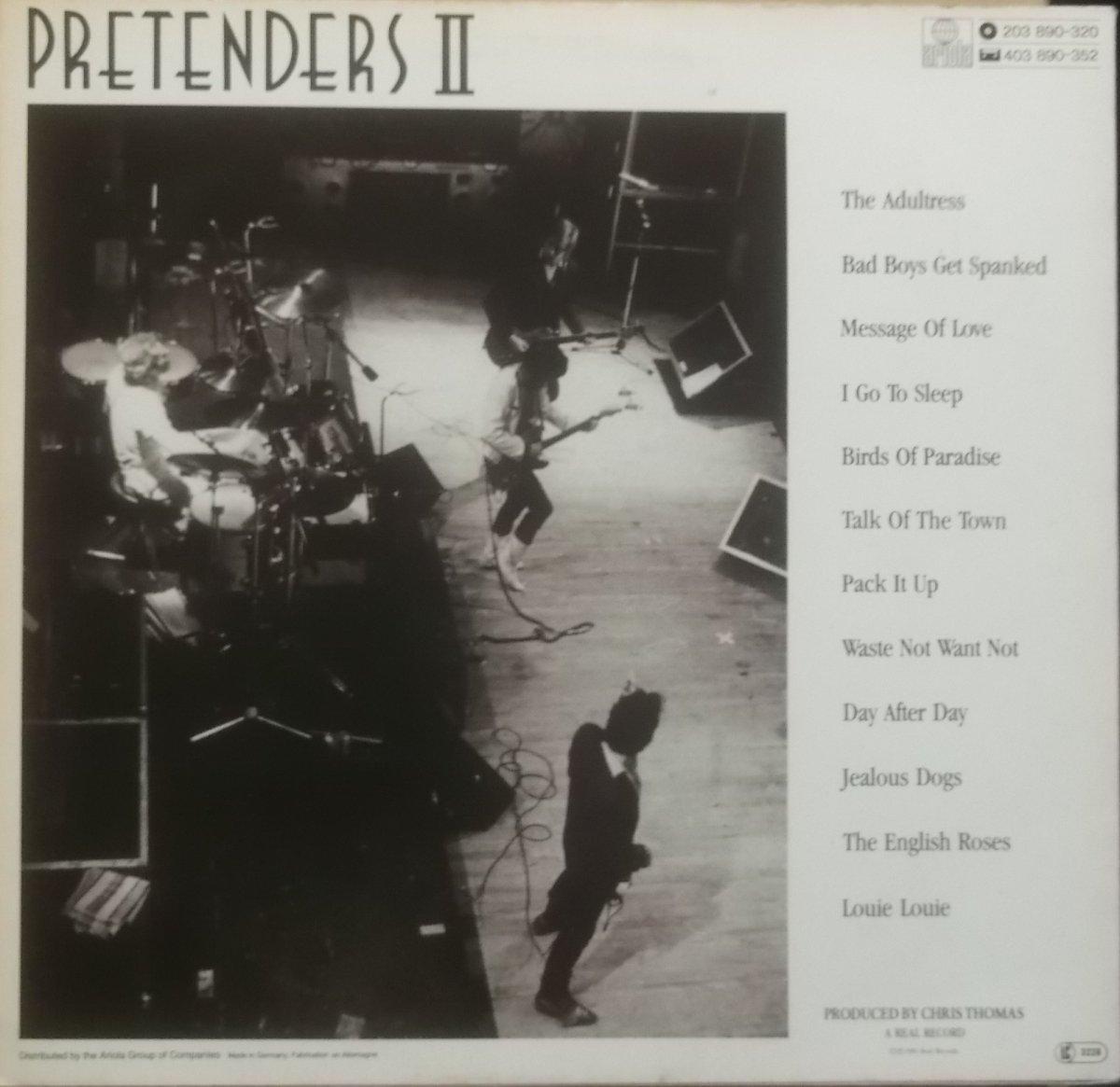 The Pretenders – Pretenders II