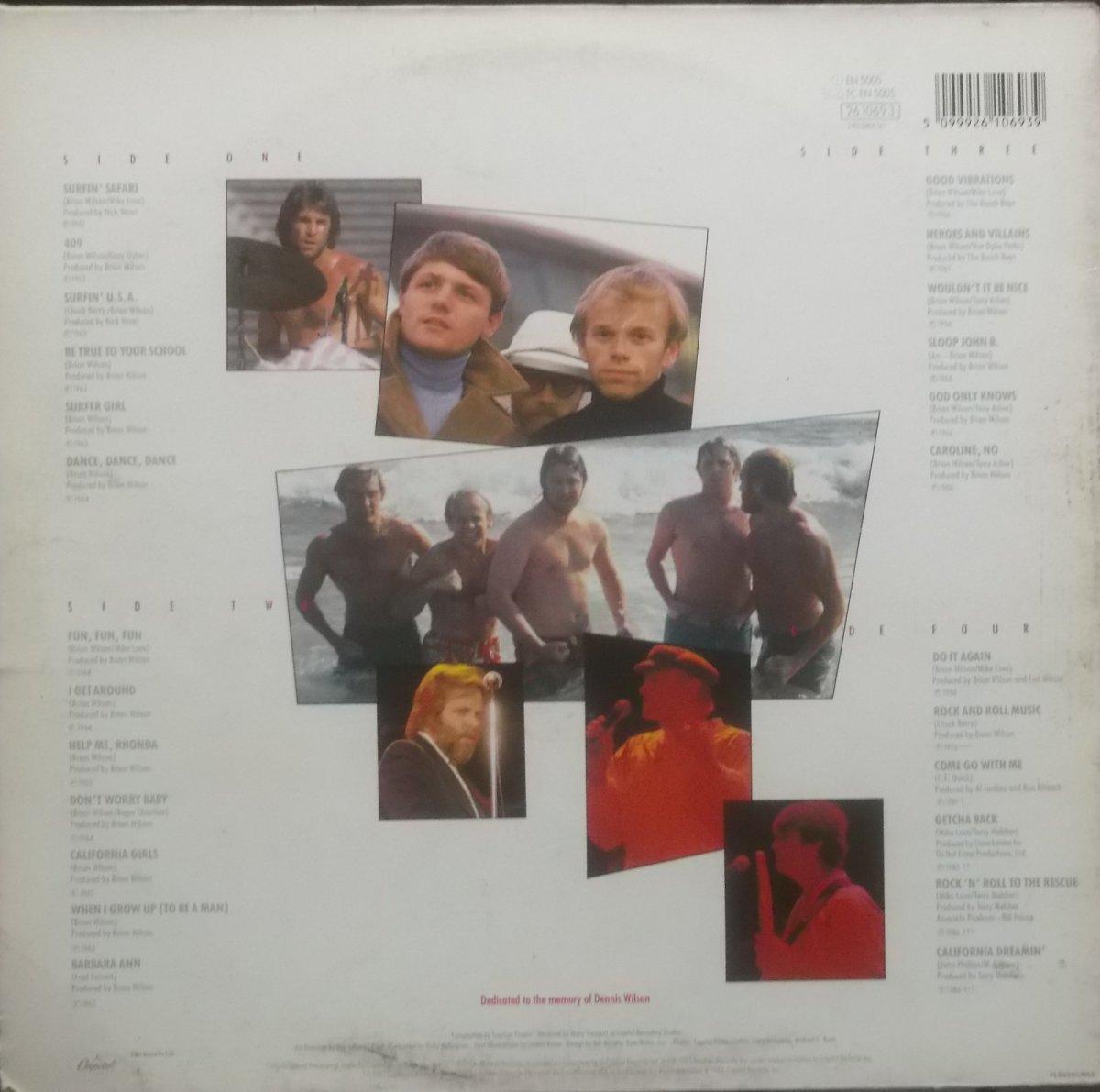The Beach Boys – Made In U.S.A 2xLP