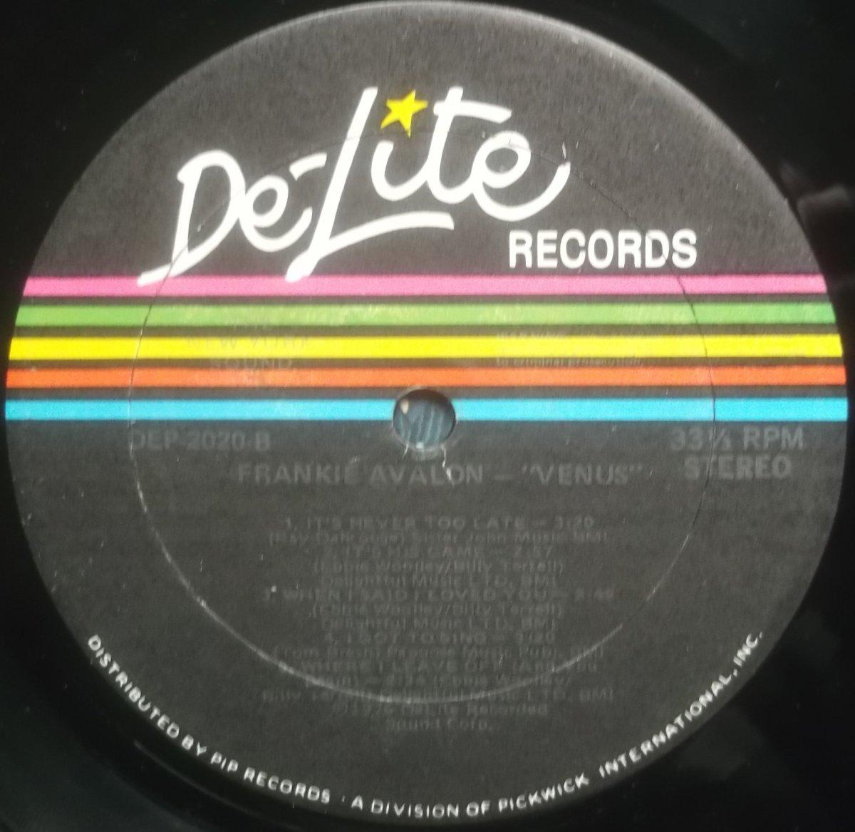 Frankie Avalon – Venus