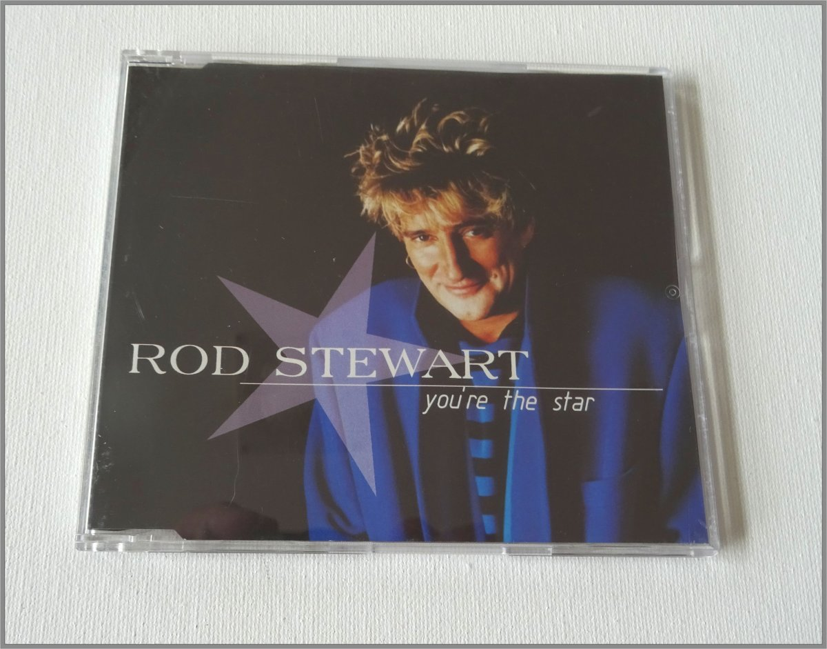 Rod Stewart – You're The Star