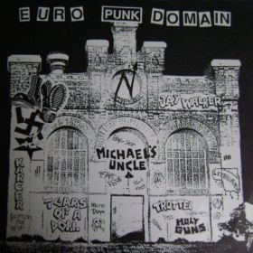 "Various ""Euro Punk Domain"""