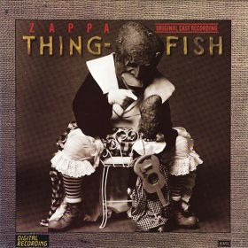"Frank Zappa ""Thing-Fish"" 3 LP Box"