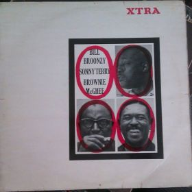 "Bill Broonzy, Sonny Terry, Brownie McGhee ""Bill Broonzy Sonny Terry Brownie McGhee"""