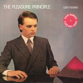 "Gary Numan ""The Pleasure Principle"""