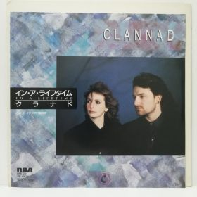 CLANNAD / IN A LIFETIME WITH BONO JAPAN 7""