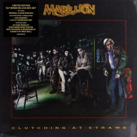 Marillion_Clutching At Straws (Deluxe Box 5 LP's)
