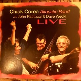 Chick Corea Akoustic Band: Live (Special Tour Edition)