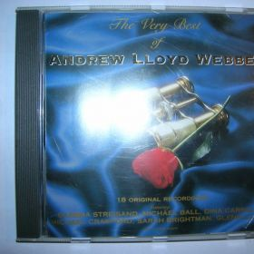 Andrew Lloyd Webber – The very Best of Andrew Lloyd Webber cd