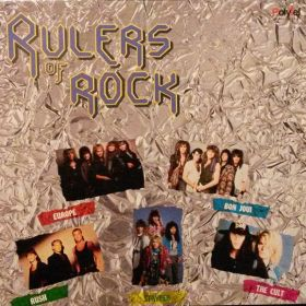 Rulers Of Rock