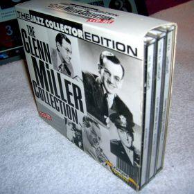 Glenn Miller Collection – The Jazz Collector Edition. Rzadkość !!! 3 CD - Box