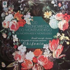 Chifonia – Od Średniowiecza Do Monteverdiego = Du-Moyen Age À Monteverdi