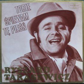 Ryszard Tarasewicz – Arie Operetkowe I Pieśni