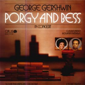 George Gershwin, Claudia Lindsey, Benjamin Matthews, Slovak Philharmonic Orchestra, Ettore Stratta – Porgy And Bess - In Concert