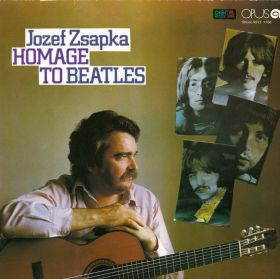 Jozef Zsapka – Homage To Beatles