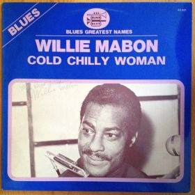 Willie Mabon – Cold Chilly Woman
