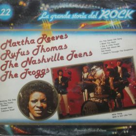 Martha Reeves  Rufus Thomas  The Nashville Teens  The Troggs