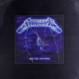 Metallica ‎– Ride The Lightning (BOX SET Deluxe & Limited Edition)