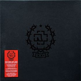 Rammstein ‎– XXI (BOX SET Limited Edition)