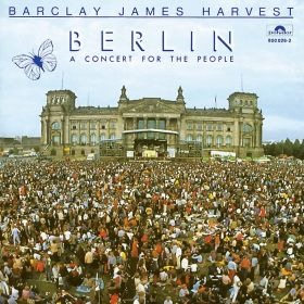 Barclay James Harvest – Berlin a koncert for the people.