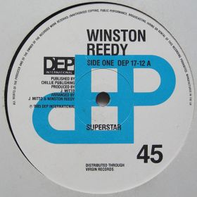 Winston Reedy ‎– Superstar / Baby Love